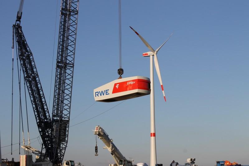 REpower Systems SE / 3.4M104 / 3,4 MW Wind Turbine
